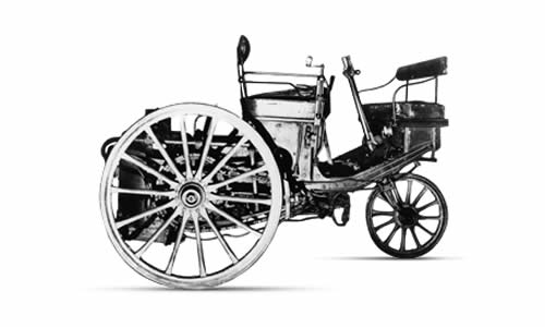 Serpollet Peugeot - Primer auto Peugeot