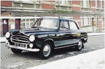 Peugeot 403 año 1959