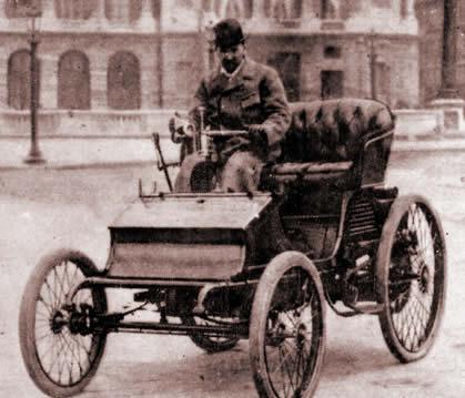 Peugeot Type 14