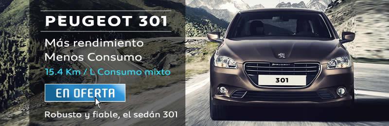 Peugeot 301 oferta