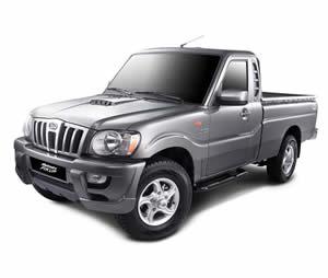 Mahindra Pickup Cabina Simple
