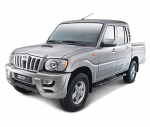 Mahindra Pickup Doble Cabina