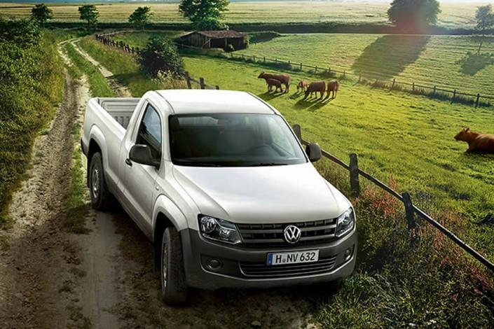 Volkswagen Amarok cabina simple