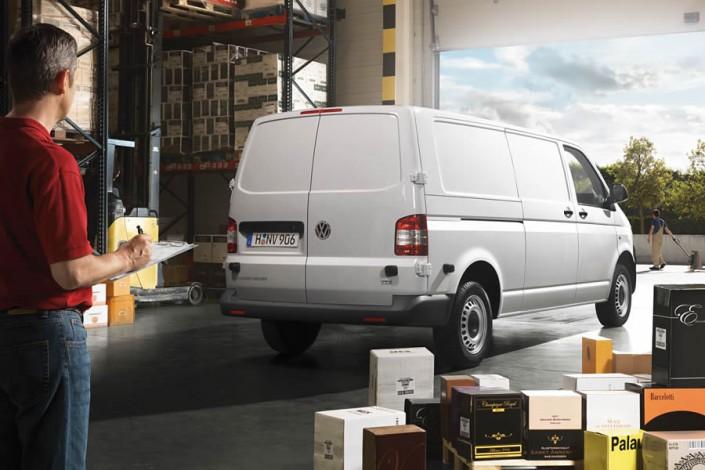 Volkswagen Transporter Carga