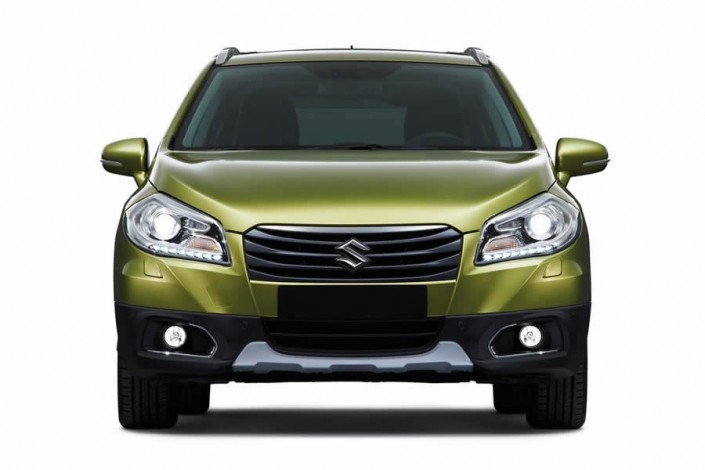 Suzuki S Cross