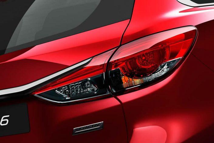 Mazda 6 sport wagon