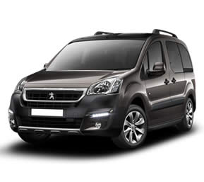 Peugeot Tepee outdoor