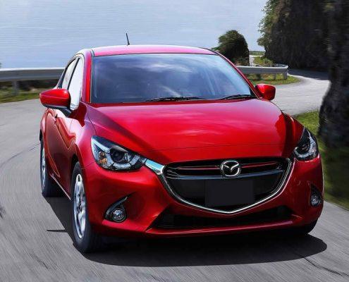 New Mazda 2 Sport