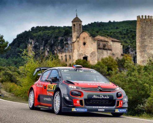 Citroen Rally de España