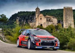 Citroen Rally de Espana