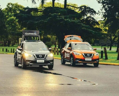 Nissan Kicks Maraton