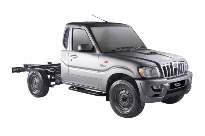 Mahindra Pick up cabina simple