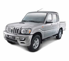 Mahindra Pick up doble cabina