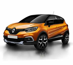 Renault Captur Chile