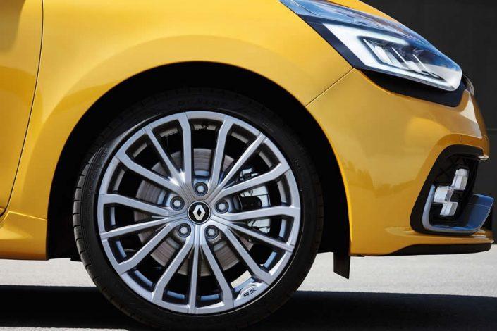 Renault Clio RS llanta
