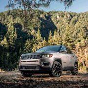 Jeep Compass carrocería