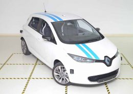 Modelo Renault conducción autónoma