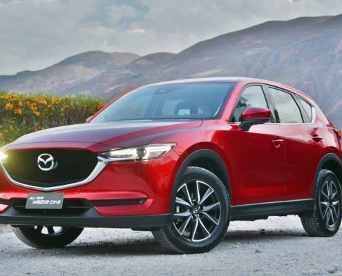All New Mazda CX5 versión 2018