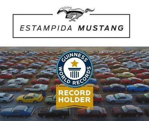 Ford obtiene record guinnes