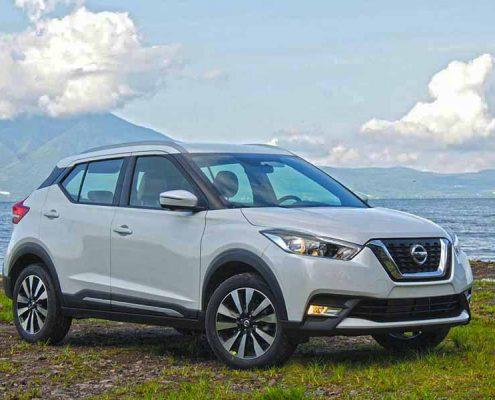 Nissan Kicks paisaje Brasil