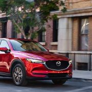 All New Mazda CX5 potencia