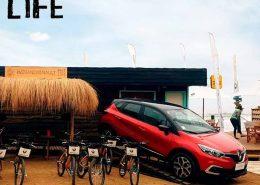 Punto Renault Bicicletas