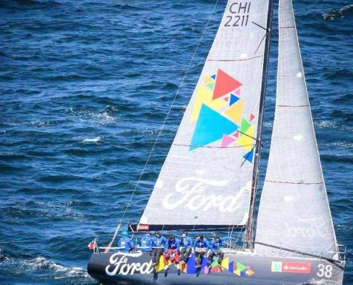 Velero Ford Regata Chiloe 2018
