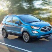 Ford y su sistema EcoSport
