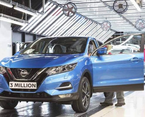 Nissan Qashqai 3 millones de ventas Europa