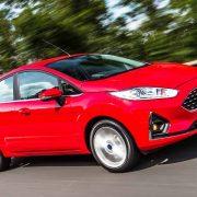 Nueva versión Ford Fiesta