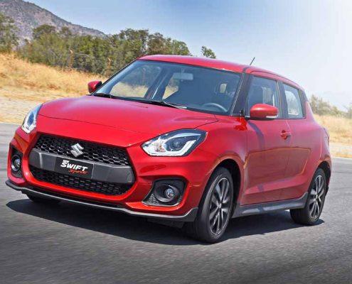 Suzuki Swift Sport éxito ventas