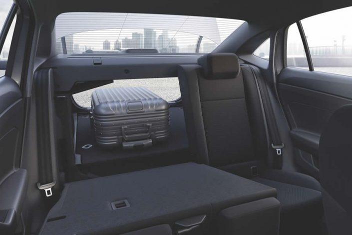 Volkswagen Virtus interior
