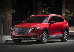 Nuevo Mazda CX9