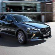 Nuevo Mazda cx3 en Chile