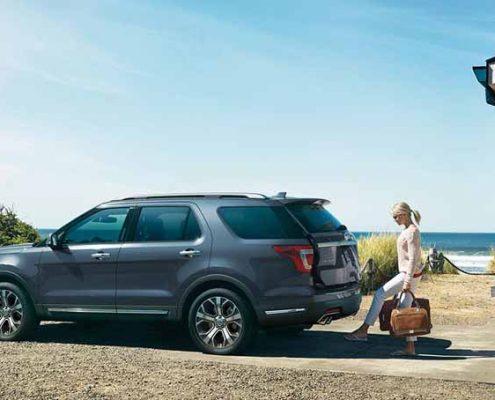 Ford Explorer viajes