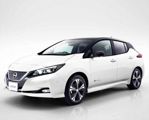 Nissan Leaf 100% elétrico