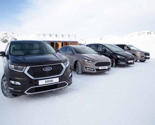 Oferta de modelos Ford