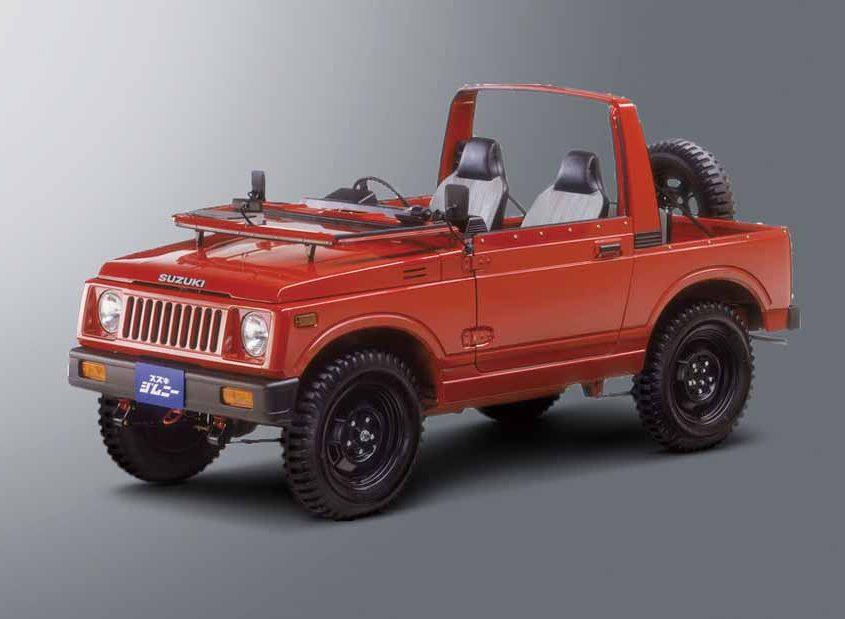 Suzuki Jimny segunda version