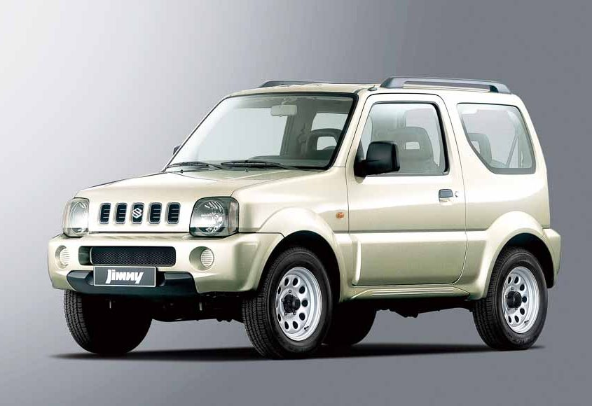 Suzuki Jimny version tres