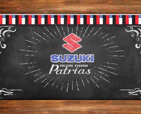 Suzuki Fiestas Patrias
