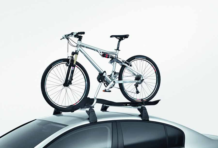 Porta bicicleta de techo
