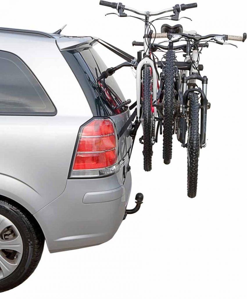 Porta bicicleta trasero