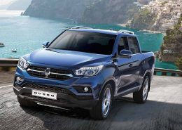 Ssangyong all new musso