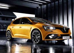 Exterior Renault Megane RS