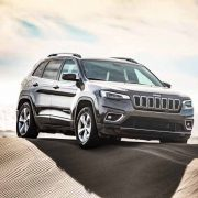 Nuevo modelo Jeep Cherokee