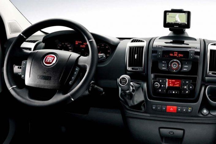 Fiat Ducato pasajeros