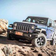 Nuevo modelo Jeep Wrangler
