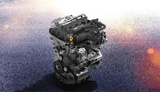 Nuevo Motor de Chery