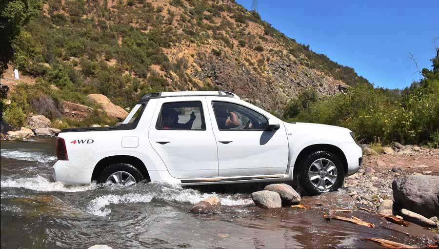 Renault gama Todoterreno