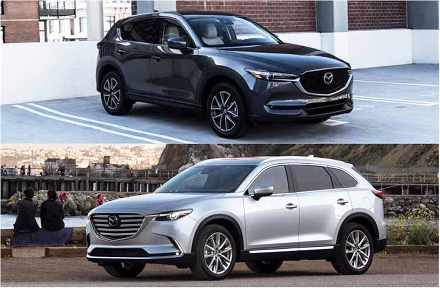 SUV Mazda premiados